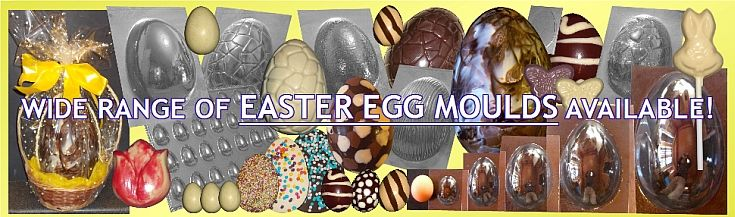 EASTER EGG MOLDS MOULDS