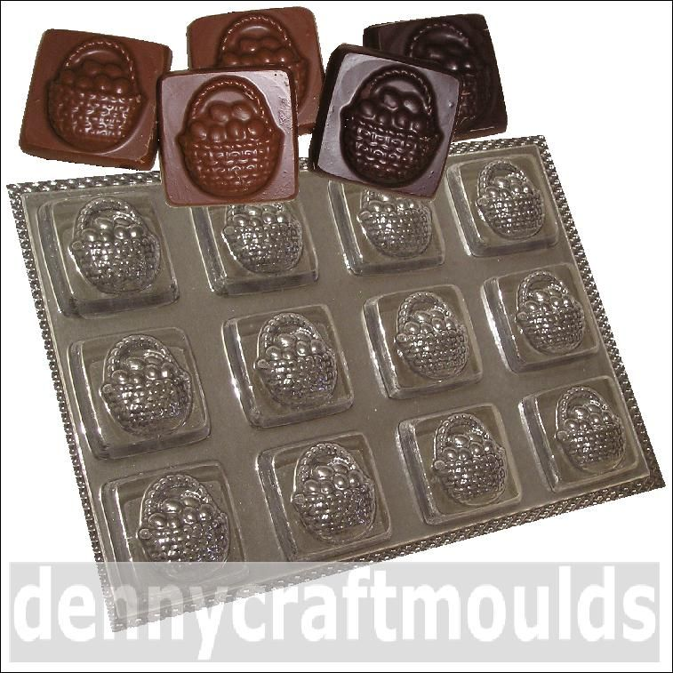 Easter Chocolate Moulds